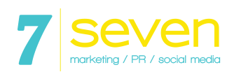 Seven is a full service agency representing the requirements of local and national clients, from established companies, celebrities, professional athletes, growing franchise groups to businesses fresh on the market.Seven's areas of specialty include; marketing and public relations in the hospitality, sports, corporate and entertainment industry, as well as sporting and social event productions.